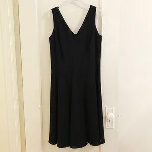 NWT Talbots black dress